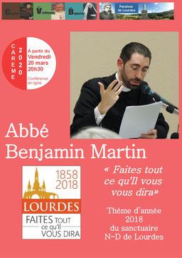 Vox in Deserto Abbé Benjamin Martin